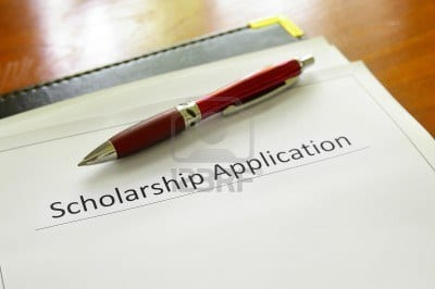 scholarships application