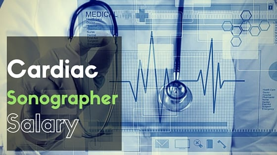Cardiac Sonographer Salary