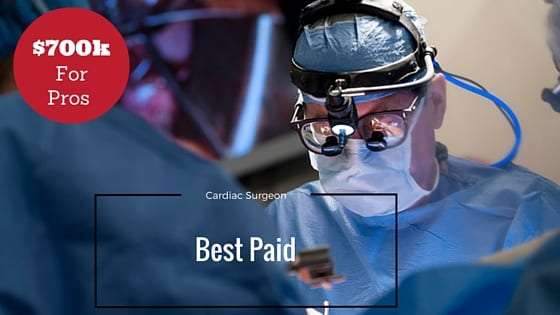 Cardiac surgeon salary